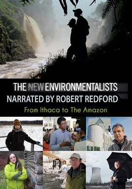 Cover image for New Environmentalists - Season 1