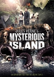 Jules Verne's mysterious island cover image
