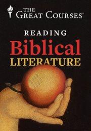 Reading Biblical Literature