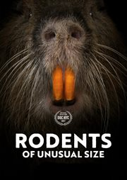 Rodents of unusual size cover image