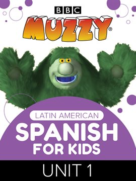 Latin American Spanish For Kids - Season 1