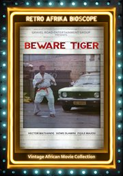 Beware tiger