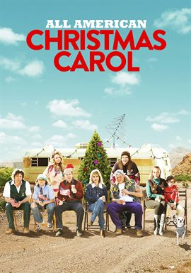 Cover image for All American Christmas Carol