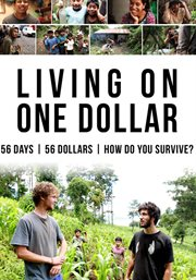 Living on one dollar cover image