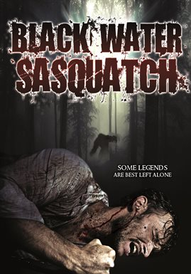 Cover image for Black Water Sasquatch