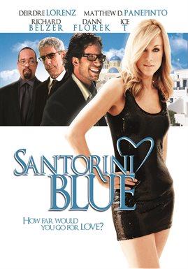 Santorini Blue / Matthew D. Panepinto