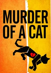Murder of a cat cover image