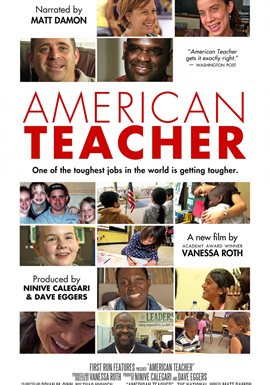 Cover image for American Teacher