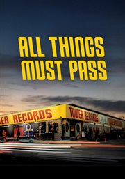 All things must pass cover image