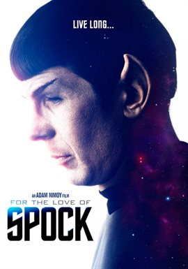 For the Love of Spock, book cover