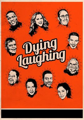 Cover image for Dying Laughing