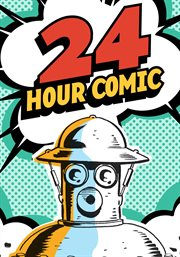24 hour comic cover image