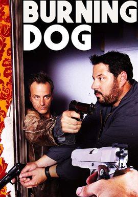 Cover image for Burning Dog