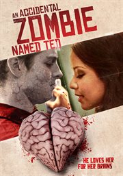 An accidental zombie named Ted cover image