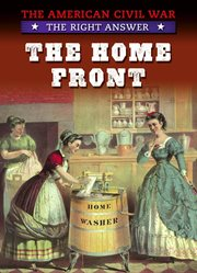 The home front cover image