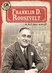 Franklin D. Roosevelt in his own words cover image