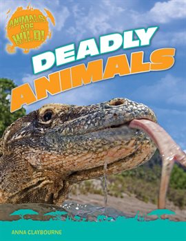 Cover image for Deadly Animals