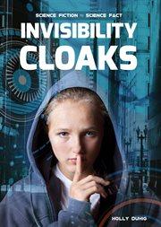 Invisibility cloaks cover image