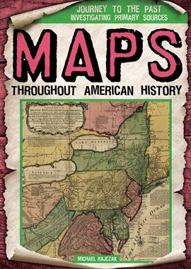 Cover image for Maps Throughout American History