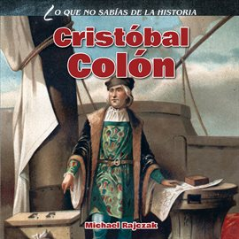 Cover image for Cristóbal Colón (Christopher Columbus)