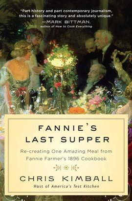 Cover image for Fannie's Last Supper