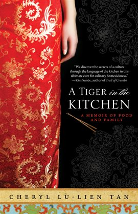 Cover image for A Tiger in the Kitchen