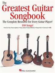 The greatest guitar songbook cover image