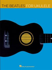 The beatles for ukulele (songbook) cover image