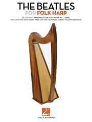 The beatles for folk harp (songbook) cover image