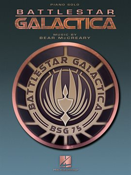 Cover image for Battlestar Galactica (Songbook)