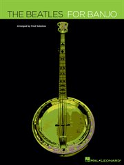 The beatles for banjo (songbook) cover image
