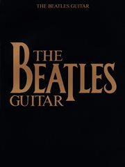 The beatles guitar (songbook) cover image