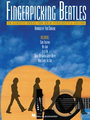 Fingerpicking beatles (songbook) cover image