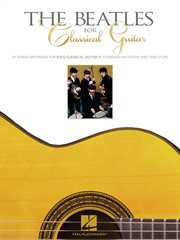 The beatles for classical guitar (songbook) cover image