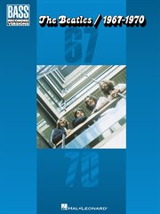 The beatles/1967-1970 (songbook) cover image