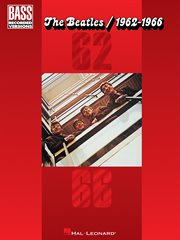 The beatles/1962-1966 (songbook) cover image