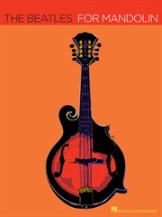 The beatles for mandolin (songbook) cover image