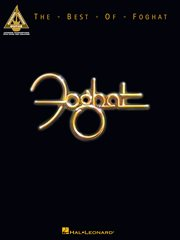 The best of foghat (songbook) cover image