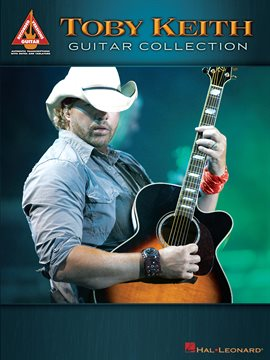 Cover image for Toby Keith Guitar Collection (Songbook)
