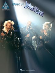 Best Of Judas Priest (songbook)