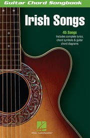 Irish songs (songbook) cover image