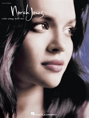 Norah jones - come away with me (songbook) cover image