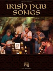 Irish pub songs (songbook) cover image