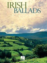 Irish ballads (songbook) cover image