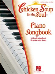 Chicken soup for the soul piano songbook cover image