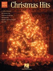 Christmas hits (songbook). Easy Guitar with Notes & Tab cover image