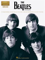 The beatles favorites (songbook) cover image