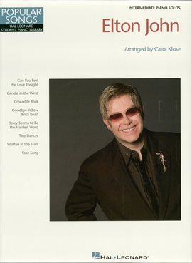 Cover image for Elton John (Songbook)