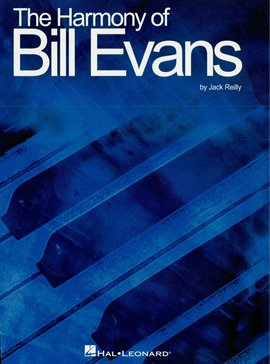 Cover image for The Harmony of Bill Evans