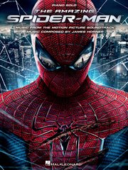 The amazing spider-man (songbook). Music from the Motion Picture Soundtrack cover image